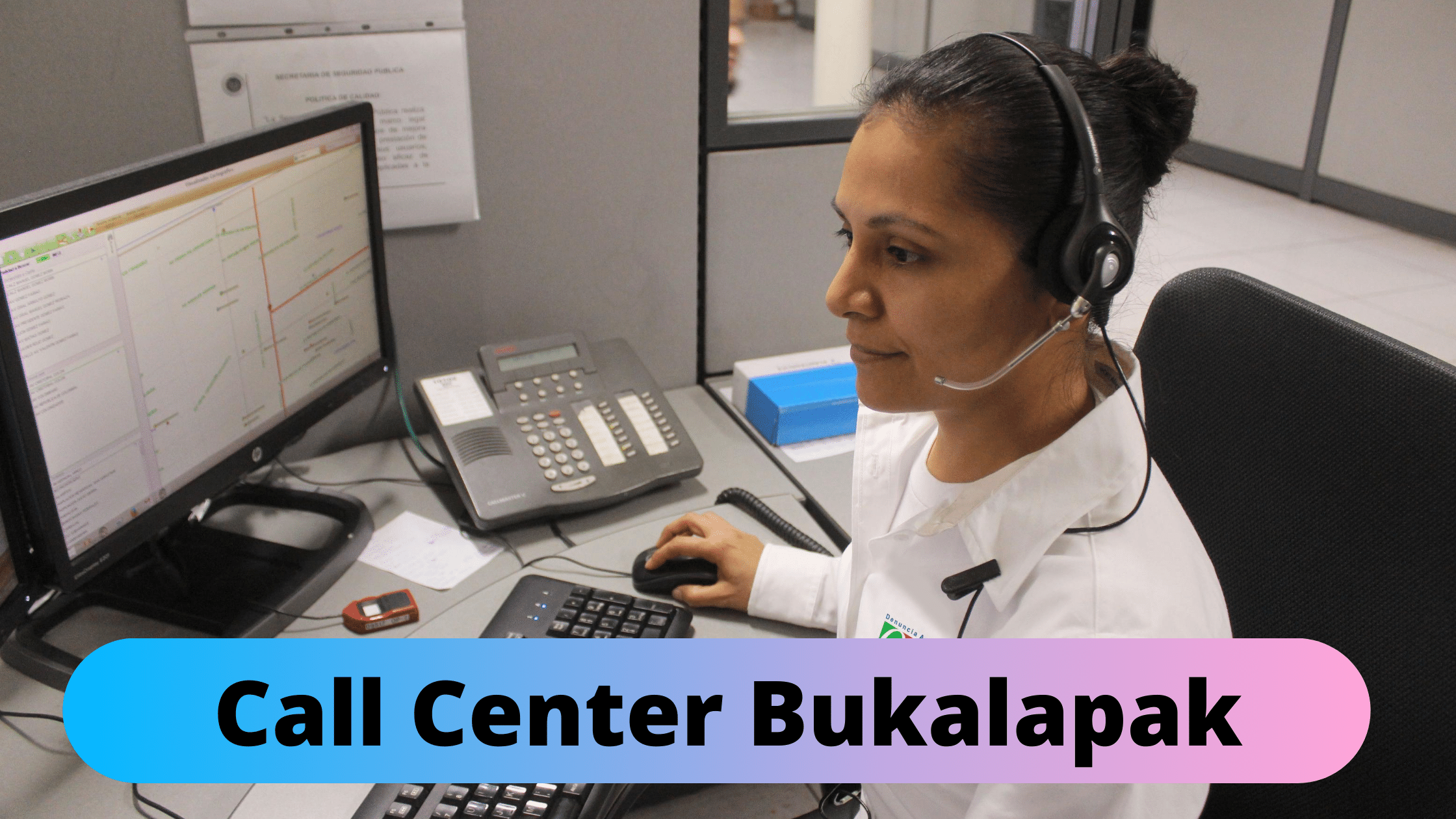 call center bukalapak